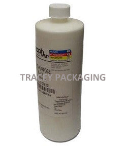 Diagraph Multi-Purpose White Stencil Ink - Quart 0582-002 0582002