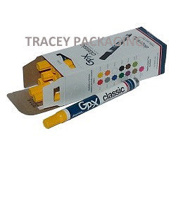 Diagraph GP-X Classic Paint Markers - Yellow 0958-500