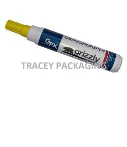 Diagraph Grizzly Paint Marker - Yellow 0971-501 0971501