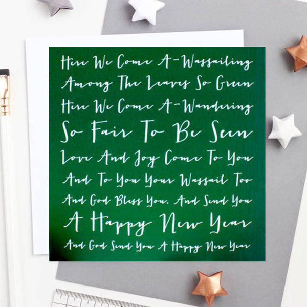 Love & Joy Christmas Card