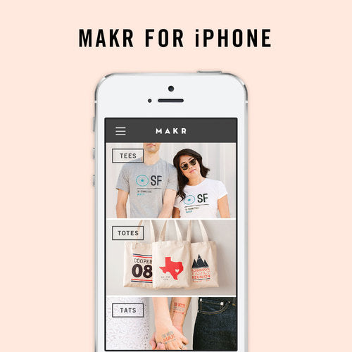 Makr for iPhone