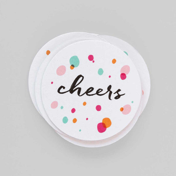 Cheers Coaster Set