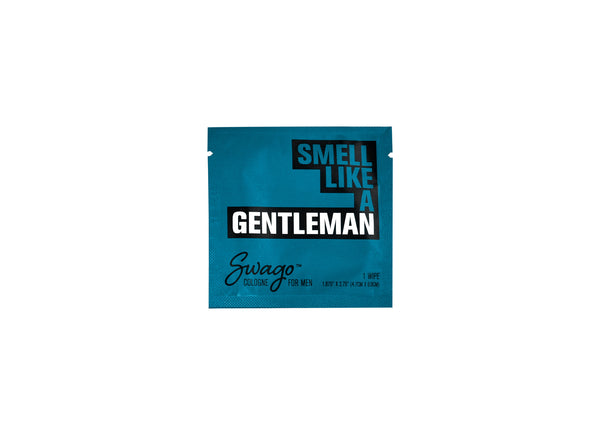 Gentleman Single Wipe