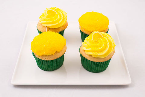 1/2 Dozen - Mr. Sunshine - Cupcakes