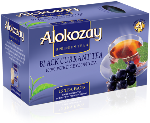Blackcurrant Tea - 25 Tea Bags