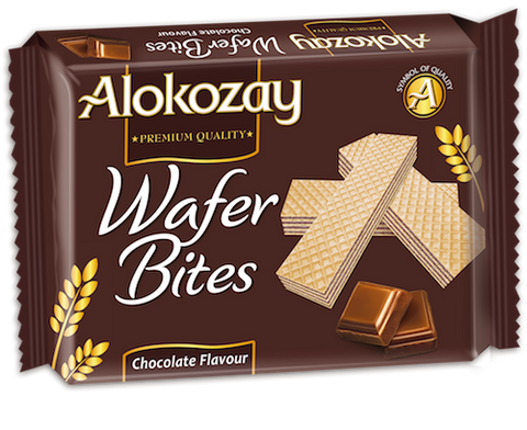 Chocolate Wafer Bites 45g