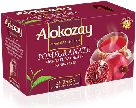 Pomegranate - 25 Tea Bags