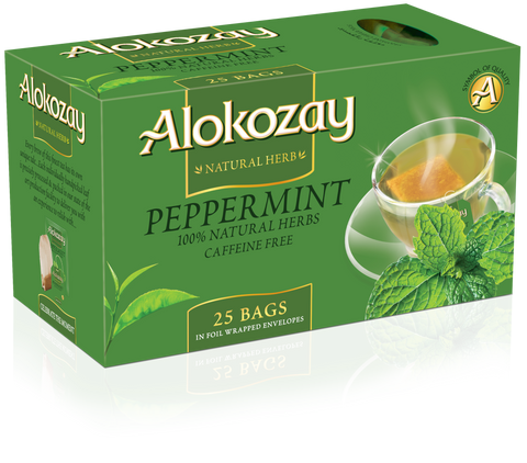Peppermint - 25 Tea Bags