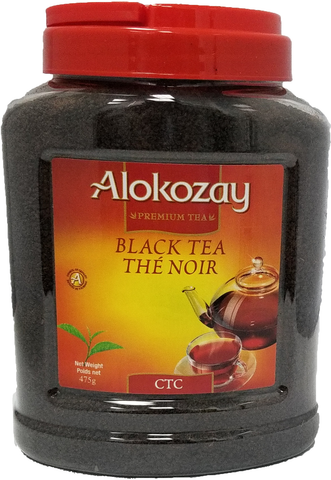 Loose Black Tea (CTC) - 475g