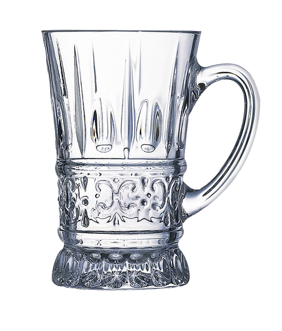 Crystal Cut Glass Mug