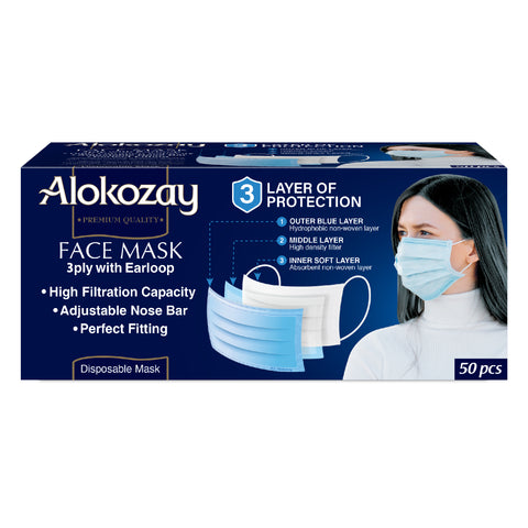 Face Mask - 50pcs