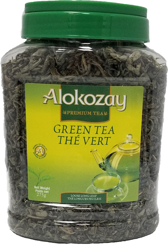 Long Leaf Green Loose Tea - 275g