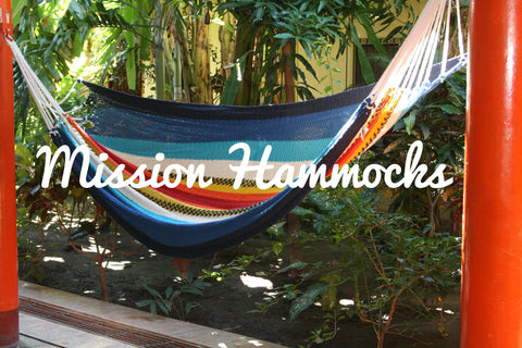 mission hammocks double hammock