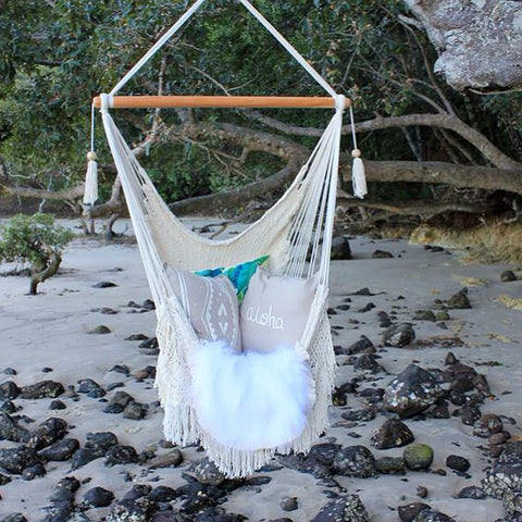 outdoor hanging seat