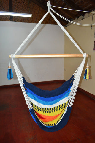 hanging chair hammock inside