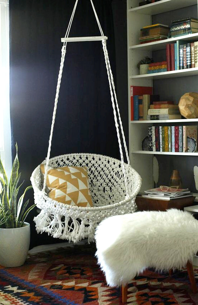 22 Amazing Hanging Chair Decoration Ideas You Need For ...