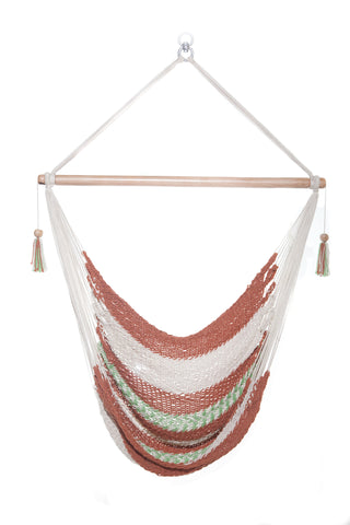 Mission Hammocks Hanging Hammock Chair - Ninette - Mission Hammocks