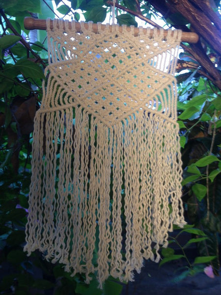 Macrame Plant Hangers, Hanging Planter, Plant Hangers, Hanging Plant Holders, Hanging Plants, Macrame Plant Holder - Mission Hammocks - Mission Hammocks - 1