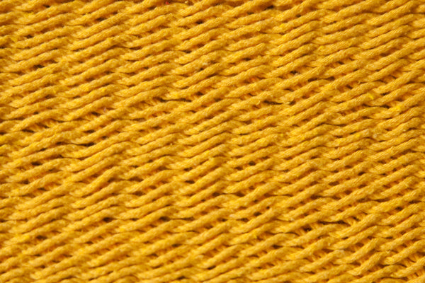 Yellow Mayan Double Hammock Indoor/Outdoor Cotton Hammock - Mission Hammocks - Mission Hammocks - 5