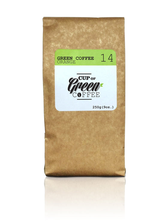 Green Coffee | Orange