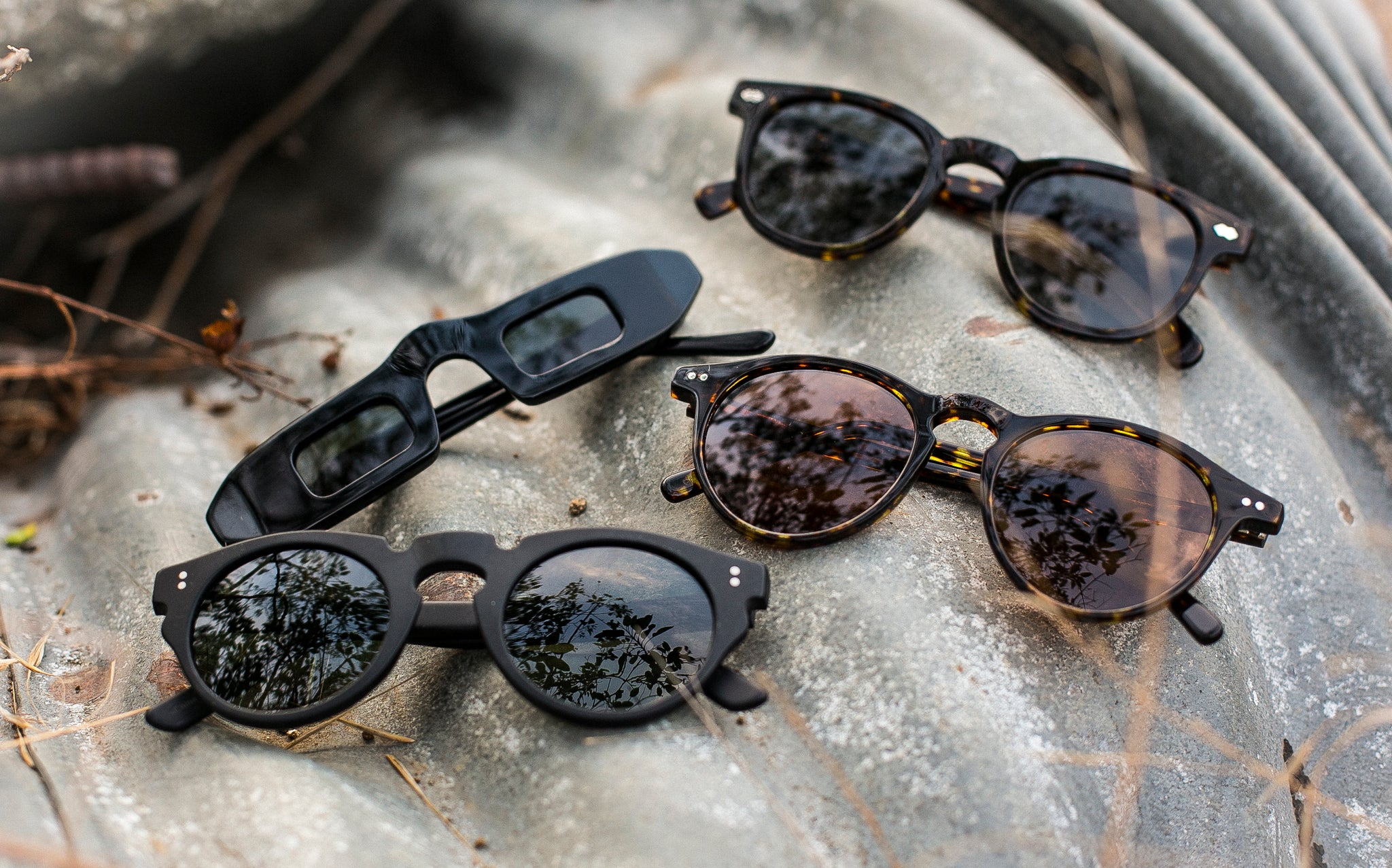 The Sunglass Museum Unveils Proprietary Designs