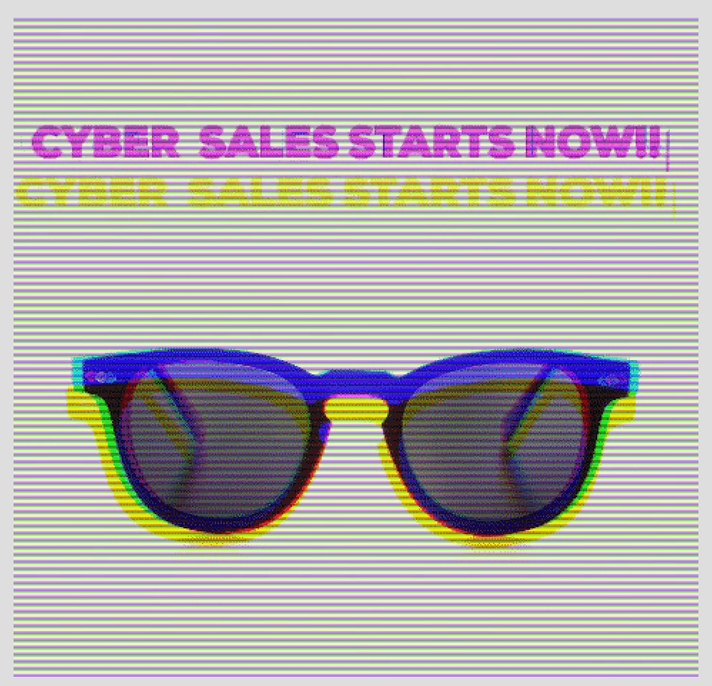 Sunglass Museum's Annual Cyber Sales has started!