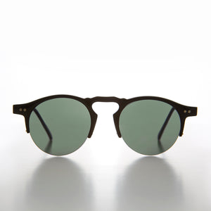 Round Old Fashion Vintage Sunglass