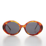 Load image into Gallery viewer, Thick Oval Mod Retro Women's Sunglass