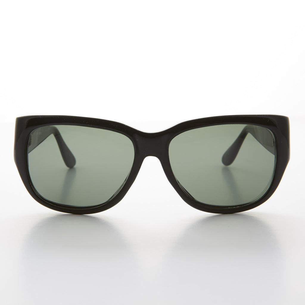 oversized square womens classic vintage sunglass