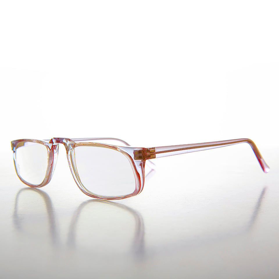 Half-Frame Classic Reading Glasses 90s Vintage