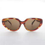 Load image into Gallery viewer, tortoiseshell vintage oversized cat eye sunglass