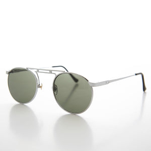 Unique Round Art Deco Vintage Sunglass