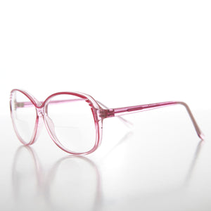 Clear Granny Bifocal Reading Glasses
