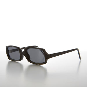 90s Narrow Rectangular Punk Vintage Sunglass