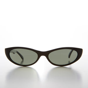 Micro Vintage 90s Cat Eye Sunglass