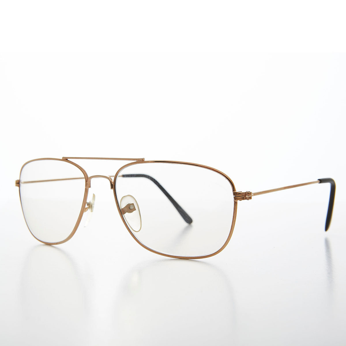 Photosun Square Aviator with Transition Glass Lens