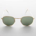 Load image into Gallery viewer, metal square classic vintage sunglass