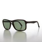 Load image into Gallery viewer, Square Black Aviator with Glass Impact Resistant Lens