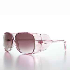 Tinted Lens Safety Sunglass