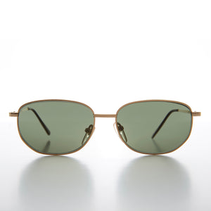 Gold Square Optical Quality Vintage Sunglass
