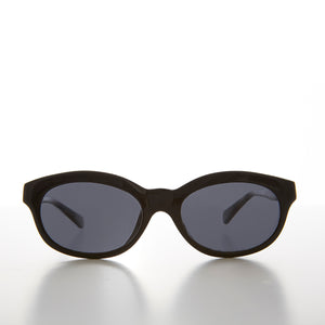 Unique Rockabilly Vintage Thick Frame 1980s Sunglass