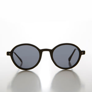 Small Round Unisex Spectacle Sunglass
