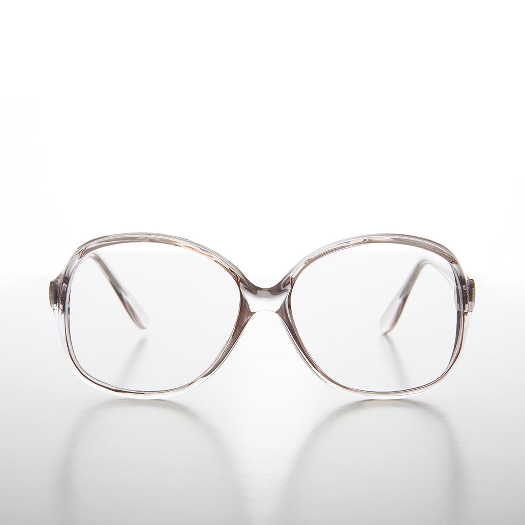 Women's Oversized Secretary Style Vintage Reading Glasses