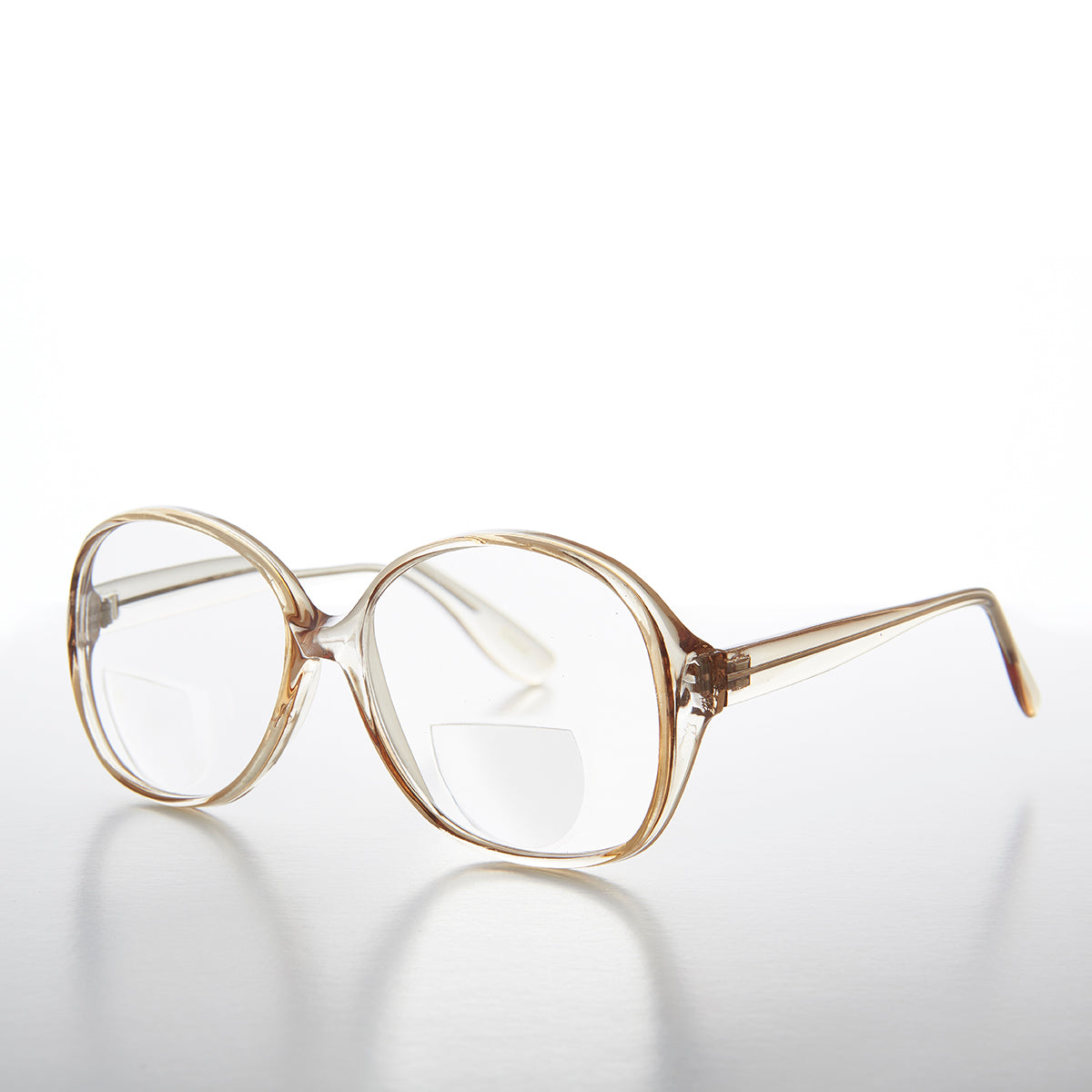 Oversized Women's Bifocal Reading Glasses