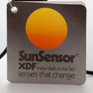 sun sensor sticker for transition lens