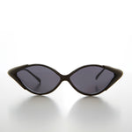 Load image into Gallery viewer, 90s Diamond Shaped Vintage Sunglass with Side Shields