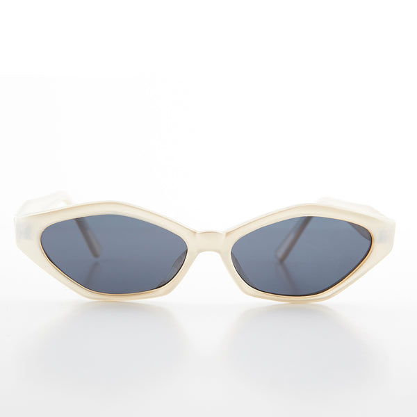 pearl cat eye women's sunglass