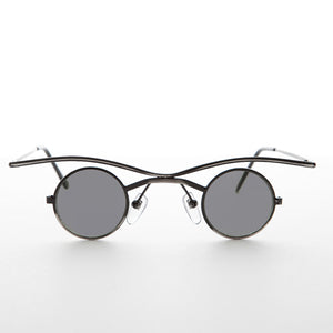 unique goth vintage steampunk sunglass
