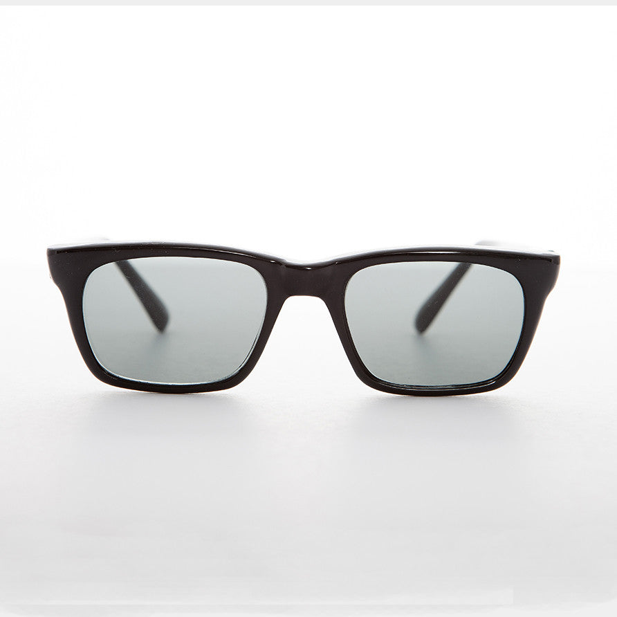 Men's rectangular classic sunglass