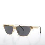 Load image into Gallery viewer, Gold Triangular Frame Vintage Sunglass
